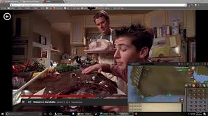 was afk monkfishing while malcolm in the middle when