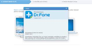 dr fone for android wondershare dr fone for android 6 1 0 26 is here