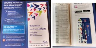 check your mailboxes for the new plenti rewards card from rite aid