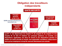 mission lp bureau de controle sante securite au travail ppt