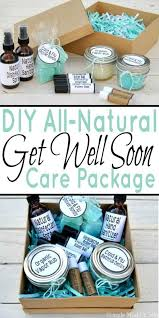 get better soon care package diy all get well soon care package simple made pretty