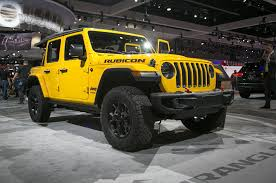 old yellow jeep best cars of the 2017 los angeles auto show motor trend favorites