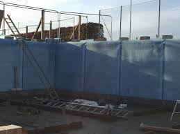 basement waterproofing for a new build nursing home in garforth