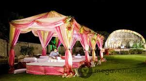 mgm wedding wedding lawn for 2000 in muttukadu chennai at mgm resorts