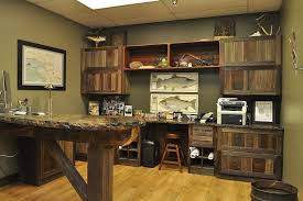 Home Office Desks Wood Ingenious Ways To Bring Reclaimed Wood Into Your Home Office