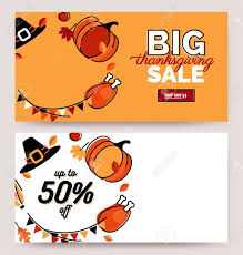 big thanksgiving sale posters beautiful autumn background with