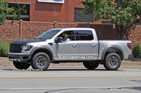 Ford Raptor Truck Bed - next gen ford f 150 svt raptor spied changes ahead