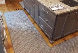 corner cabinet kitchen rug when one runner just isnt t enough here s to kitchen corner