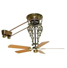 Craftmade Toscana Ceiling Fan Antique Ceiling Fans Bring The Industrial Flavor To The Interior