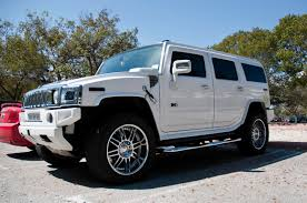 2015 Hummer Hummer H2 White Hd 1080p Hd Car Wallpapers