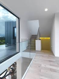 upside down house floor plans upside down house new dwelling dinas powys loyn co architects