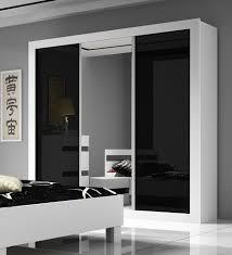 chambre a coucher adulte noir laqué armoire chambre noir laque et blanc blanche pas cher meuble my