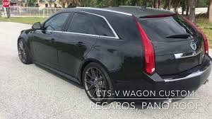 cadillac cts v wagon for sale 2012 custom cts v wagon for sale walk around