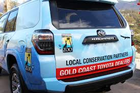 toyota car dealers santa barbara zoo partner with dch toyota of oxnard