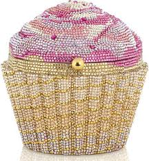 cupcake purse judith leiber cupcake clutch as seen in and the city the