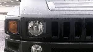 matte black car hummer h3 3m matte flat black car wrap fort lauderdale florida