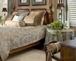 High End Bedding Designing Bedroom Interiors Continued Custom Elements And