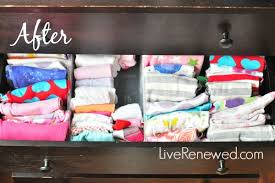 The Best Way To Fold And Organize Kids U0027 Clothes