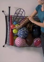 Ball Organizer Garage - great for the garage eznet organizer great organizational tip