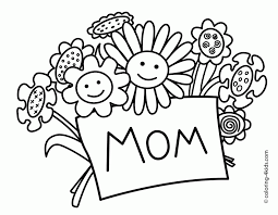 best mom coloring pages eliolera com