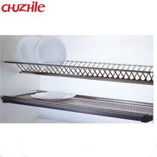 Kitchen Cabinet Plate Organizers Stainless Steel Kitchen Cabinet Plate Rack Stainless Steel