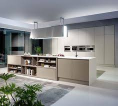 kitchen design in contemporary housing the open plan kitchens