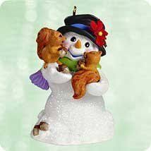 1996 hallmark puppy love dachshund christmas ornament at hooked on