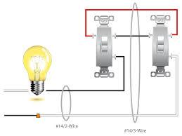 three way switch wiring diagrams one light efcaviation com