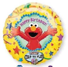 singing birthday balloons 28 singing elmo happy birthday balloon china wholesale 28