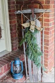 Rustic Christmas Decorations For Outside by Rustic Christmas Decorations For Outside U2013 Home Design And Decorating