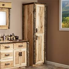 Barnwood Bathroom Rustic Bathroom Decor Log Bathroom Furniture And Barnwood