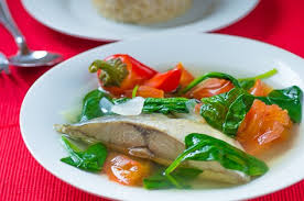 fish cuisine fish tinola recipe or tinolang isda kitchen