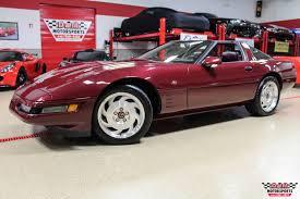 1993 corvette 40th anniversary 1993 chevrolet corvette 40th anniversary coupe stock m5887 for