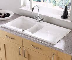 Equinox  Bowl Ceramic Kitchen Sink Astracast Sink AEQUINOX - Kitchen sinks ceramic