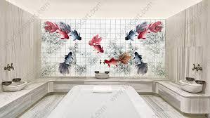 Turkish Bathroom Pool Tiles Turkish Bath Tiles Spa Tiles Models Custom Printed