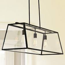 Kitchen Light Fixtures Over Table by Best 25 Rectangular Chandelier Ideas On Pinterest Dining Room
