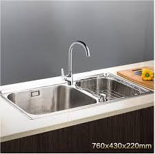 metal kitchen sink and cabinet combo jomoo zh06108t c combo basin knob water