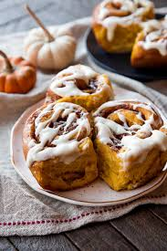 thanksgiving rolls recipe pumpkin cinnamon rolls sallys baking addiction