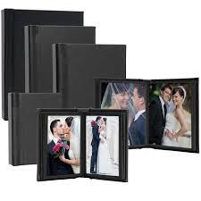 Leather Picture Album Wholesale Vertical Self Stick Photo Albums Neil Enterprises