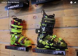 buy ski boots near me powder7 ski culture lifestyle gear insight trip reports