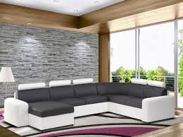 grand canap d angle en tissu canapé grand canapé d angle best of articles with canape cuir