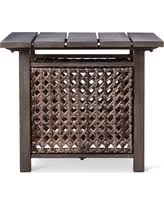 Patio Side Table Snag This Cyber Monday Sale 10 Off Halsted Wicker Patio