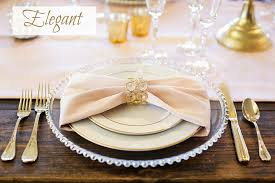 wedding plate settings wedding place settings and table design ideas place settings