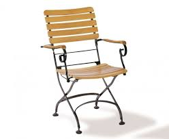 Folding Bistro Chairs Bistro Chair Teak Bistro Arm Chair