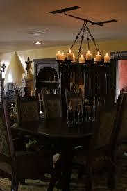 Dining Rooms With Chandeliers by Avila Chandelier Arts Of Iron
