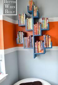 diy tree shelf hometalk