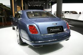 limousine bentley new bentley mulsane limousine priced from 220 000 in the uk