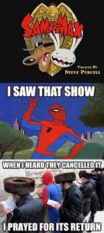 Spiderman Meme Cancer - spiderman saw that show sam max 60 s spider man know