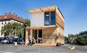 Kleinhaus Kaufen Kostengünstig Und Flexibel Wohnen Im öko Container Architektur