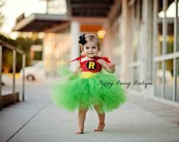 Infant Robin Halloween Costume Robin Costume Etsy